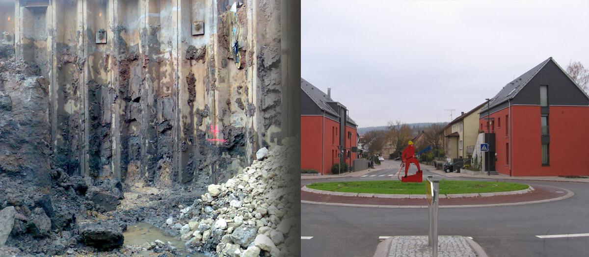 Flächenrecycling in Winterbach